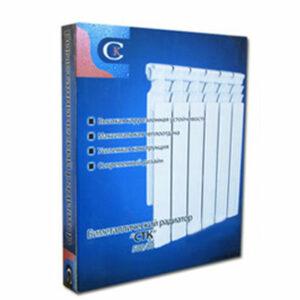Радиатор биметаллический СТК (рег.№468190) 80х500 4 секции