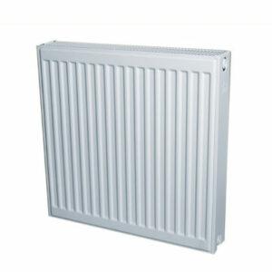 Радиатор стальной пластинчатый 22-506 BERGERR (длина 600мм)