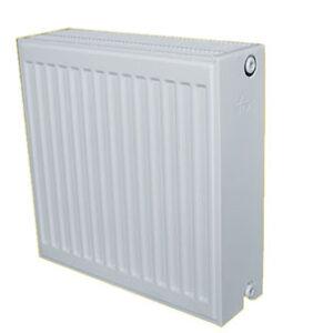 Радиатор стальной пластинчатый 33-306 (длина 600мм)