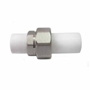 Разъёмное соединение 32 (ПОД СВАРКУ ФИТИНГОВ) PP-R Rosturplast (металл)