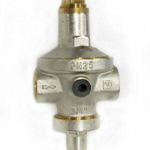 Редуктор давления мембранный VALTEC от 1 до 7 бар 3/4' (VT.085.N.0507)