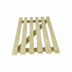 Решетка деревянная в ванн.комнату под ноги 34,5 х 70см