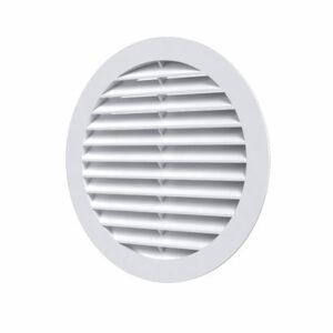 Решетка вентиляционная круглая пкс145100