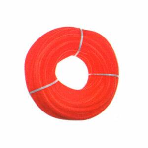 ШГ25-6 Шланг гофрированный (кожух защитный) ОРИО 25 красный (бухта 30м)
