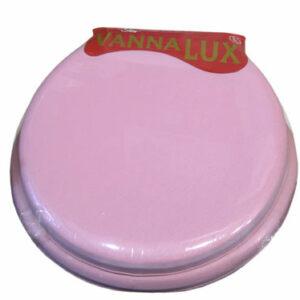 Сиденье д/унитаза мягкое розовое Турция