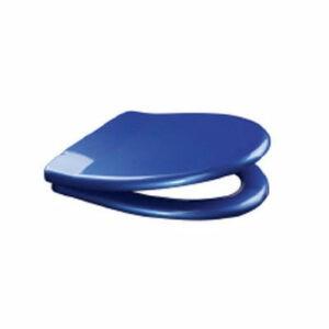 Сиденье д/унитаза унив. ОРИО КВ1-5 тёмно-синее