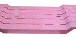 Сиденье д/ванной 'Дунья Догуш' пластик розовое