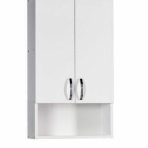 Шкаф навесной СИТИ-46 с нишей (460х800х200)