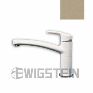 Смеситель Кухня EWIGSTEIN d=40мм литой (бежевый) (25235004)
