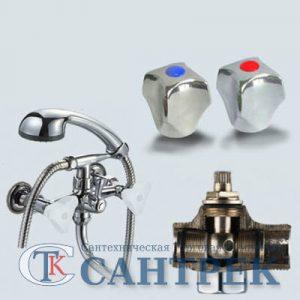 Смеситель Ванна 1/2 м/к (литой) шар. перекл. ПСМ-157-К/50 Металл
