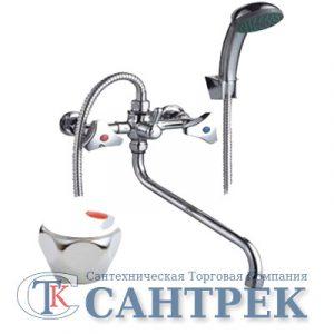 Смеситель Ванна 1/2 м/к (сборный) ПСМ-150-К/04 Мария