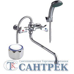 Смеситель Ванна 1/2 м/к (сборный) ПСМ-150-К/06 Дория