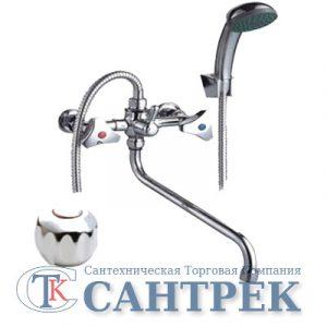Смеситель Ванна 1/2 м/к (сборный) ПСМ-150-К/30 Тыква