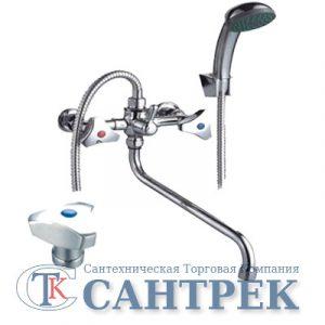 Смеситель Ванна 1/2 м/к (сборный) ПСМ-150-К/80 Пермь