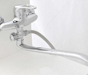 Смеситель Ванна GLORIOSO GL120-06 SВ01 шар. d-40 дл излив