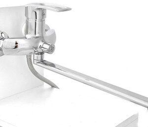 Смеситель Ванна GLORIOSO GL150-16 SВ08 шар. d-40 дл излив