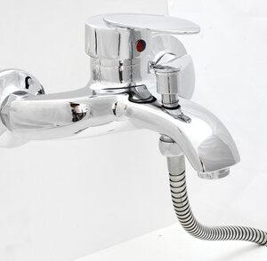 Смеситель Ванна GLORIOSO GL180-15 S038 шар. d-40