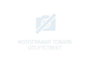 Смеситель Ванна Lemen 1/2 м/к КРЕСТ, красный (LD 2757R)