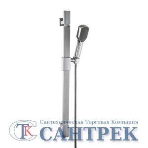 Стойка душевая (М8008) LEDEME (с лейкой и шлангом)