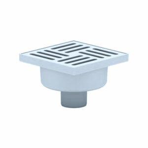 TA5210 Трап 50 вертикальный решетка 150*150 пласт