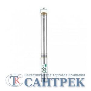 TAIFU 3STM3-20 глубинный погр насос 2 места (1 1/4, 450 Вт, 50л/мин, макс. глубина всасывания 85 м)