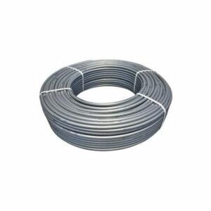 Труба из сшитого полиэтилена PE-RT 16х2.0мм (для теплых полов) VALTEC(VR1620.1), цв СЕРЕБРО Бухта200