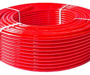 Труба из сшитого полиэтилена PEX-EVOH 20х2.0мм (для теплых полов) VALTEC(VP2020.3.200) в БУХТЕ 200 м