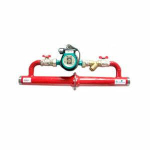 Узел насосный клапанный (разборный) 'УНи-КР-1ф-(50/25)' для систем всех типов