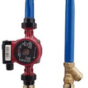Узел насосный клапанный (разборный) 'УНи-КР-2ф-(40/25)' для систем всех типов