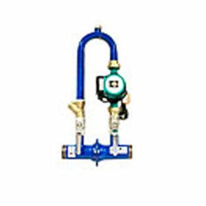 Узел насосный клапанный (разборный) 'УНи-КР-3ф-(50/25)' для систем всех типов