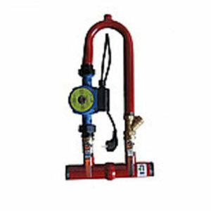 Узел насосный клапанный 'УНи-К-3ф-(50)' для систем всех типов