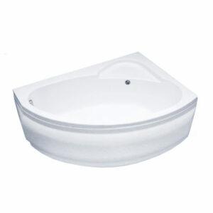 Ванна акрил Sunbath 'ФЛАВИЯ' правая 1500х1000х550 в комплекте с каркасом (без фолдона)