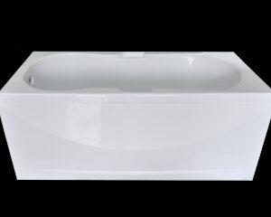 Ванна акрил Sunbath 'ИМПЕРАТОР 1600' 1600х750х670 в комплекте с каркасом (без фолдона)