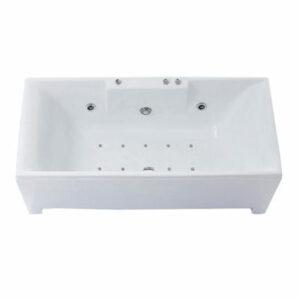 Ванна акрил Sunbath 'СИЕНА' 1800х800х700 в комплекте с каркасом (без фолдона)