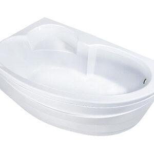 Ванна акрил Sunbath 'ВЕНЕЦИЯ' левая 1700х1000х670 в комплекте с каркасом (без фолдона)