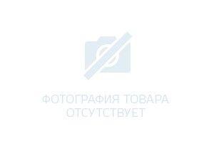 Ведро д/ мусора 6л металл хром КВАДРАТНОЕ (GH023)