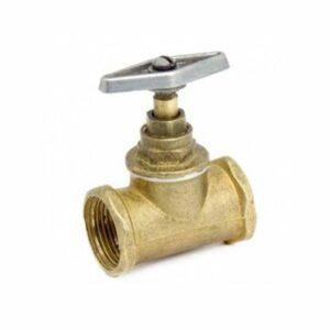 Вентиль для воды 15БЗр ДУ-15
