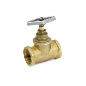 Вентиль для воды 15БЗр ДУ-40