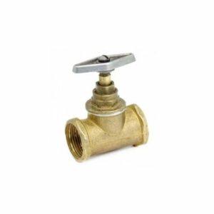 Вентиль для воды 15БЗр ДУ-50