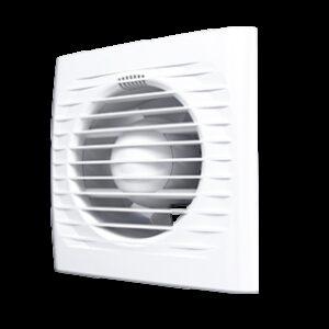 Вентилятор AURAMAX OPTIMA 4-02 осевой вытяжной со шнуровым выключ. d=100