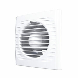 Вентилятор AURAMAX OPTIMA 4С осевой вытяжной с обрат.клапаном d=100
