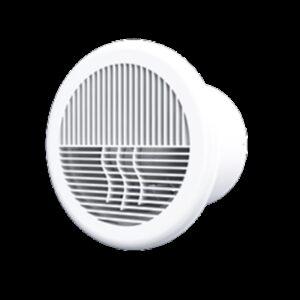 Вентилятор AURAMAX RW-6S осевой вытяжной с антимоскит.сеткой d=160