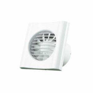 Вентилятор РВС СЕАТ 100 Т (бесшумный. низкое энергопотребление, регулируемый таймер)