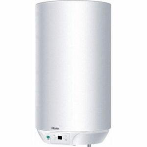 Водонагреватель накопит.HAIER ES50V-S(R) (50 л, 1/2/3 кВт,ускорен.нагр, элек.упр,тэн-нерж.,D=432мм)