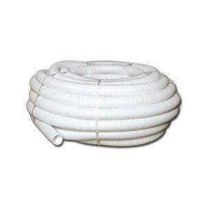 ВП 0416 Шланг гофрированный d=40 cм белый (30м)