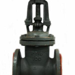 Задвижка 30с41нж стальная Ду-100 Ру16