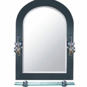 Зеркало для ванной комнаты (F623) FRAP (+ 2 светильника)