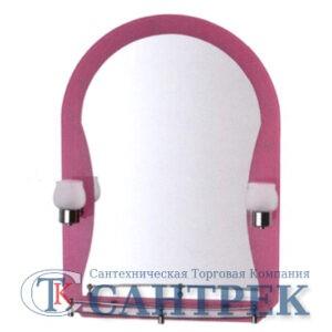 Зеркало для ванной комнаты (F652-04) FRAP (+ 2 светильника)