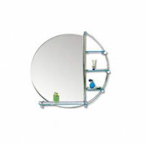Зеркало для ванной комнаты (L603-1) LEDEME (+полка)