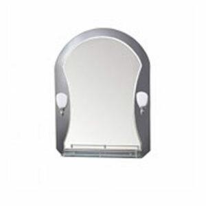 Зеркало для ванной комнаты (L625) LEDEME (+2 светильника)